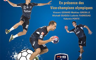 Handball – Match d'opposition