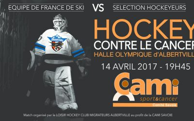 Hockey contre le cancer