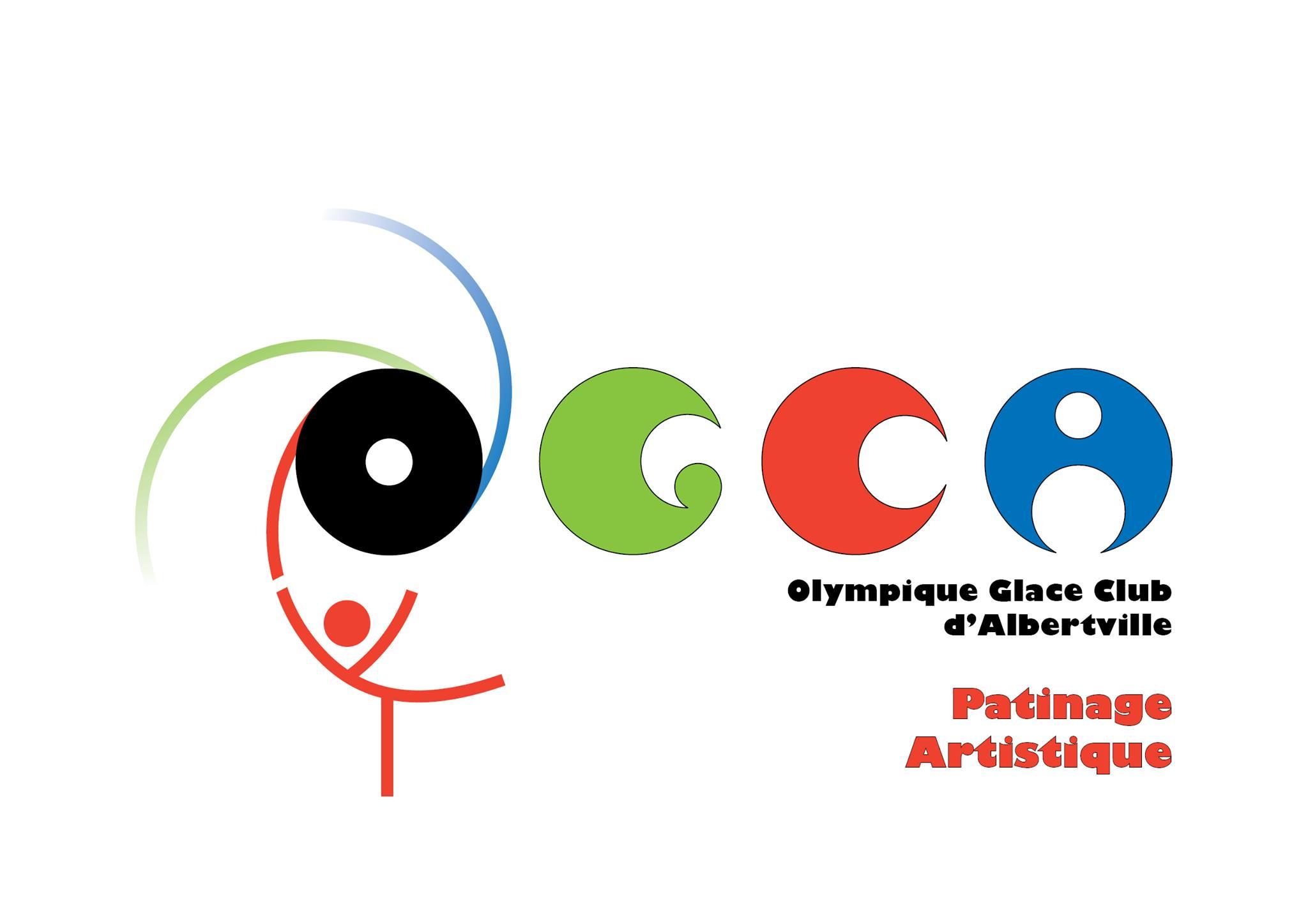 Logo OGCA Patinage Artistique