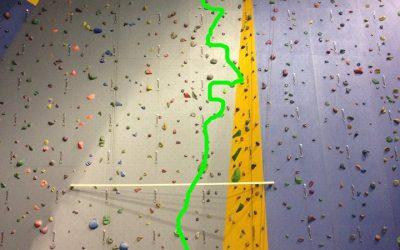 Mur d'escalade – Nouveautés