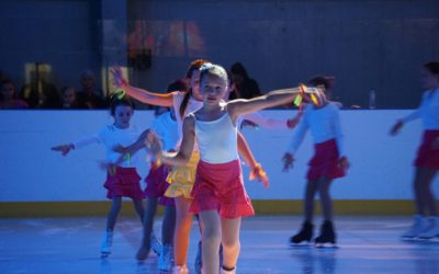 Inscriptions 2019 au patinage artistique