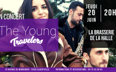 The Young Travelers en concert