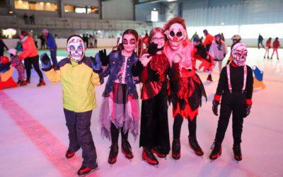 Halloween à la patinoire